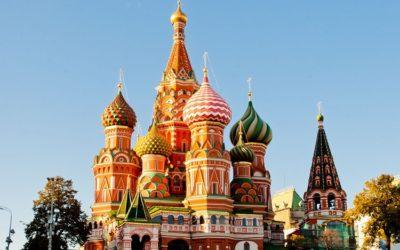 Moskva putovanje Dan pobede