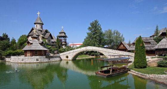 Stanišići izlet Etno selo