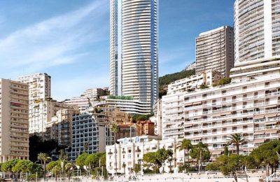 Azurna obala letovanje Monako