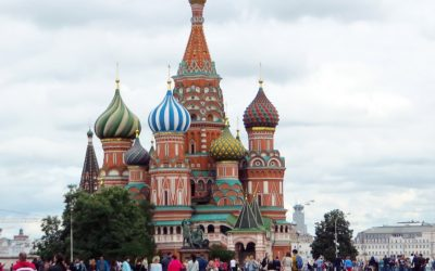 Moskva Sankt Peterburg Uskrs