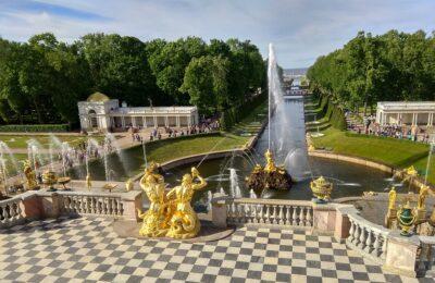 Moskva Sankt Peterburg leto
