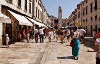 Dubrovnik putovanje Stradun