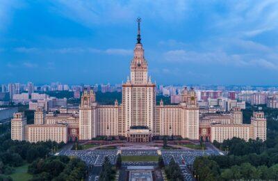Moskva Nova godina