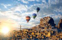 Kapadokija putovanje autobusom