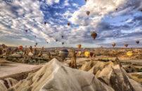 Kapadokija putovanje baloni