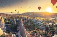Kapadokija putovanje Turska