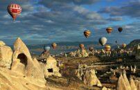 Turska putovanje avio
