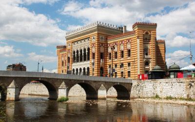Sarajevo 8. mart, Višegrad i Drvengrad