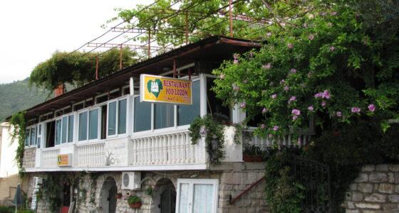 Apartmani Pod lozom Petrovac
