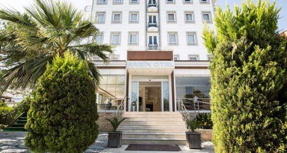 Ergin Hotel Sarimsakli
