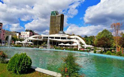 Tirana centrealni park