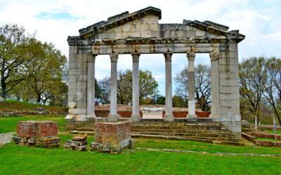 Valona Apolonia hram